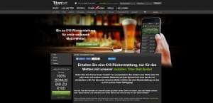 Titan Bet Mobile Rückerstattung